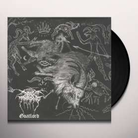 DARKTHRONE  - Goatlord - Vinilo