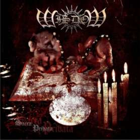 WISDOM - Sacra privata - CD