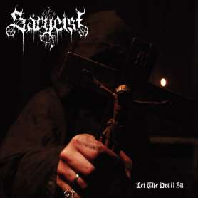 SARGEIST - Let The Devil In - CD