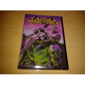 TOXIC HOLOCAUST - Braziian Slaughter 2006 - DVD