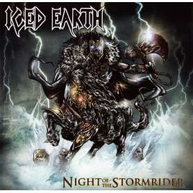 ICED EARTH Night of the...