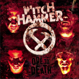 WITCHHAMMER - Ode to death - CD