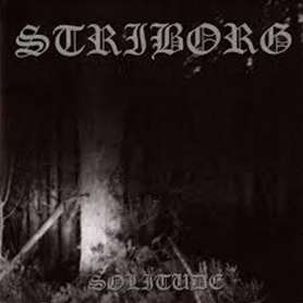 STRIBORG - Solitude - CD