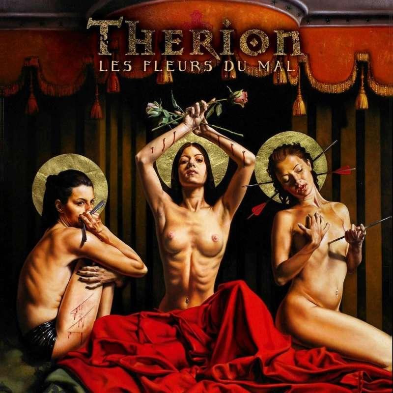 THERION - Les Fleur Du Mal - Cd