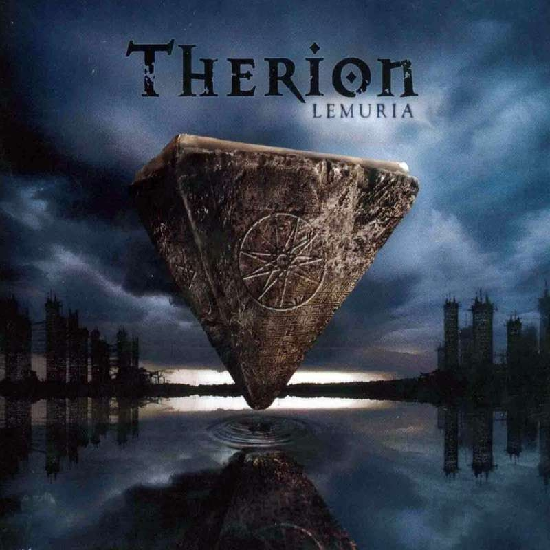 THERION - Lemuria - Cd