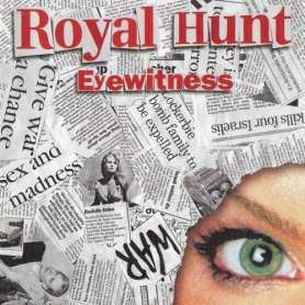 ROYAL HUNT Eyewitness