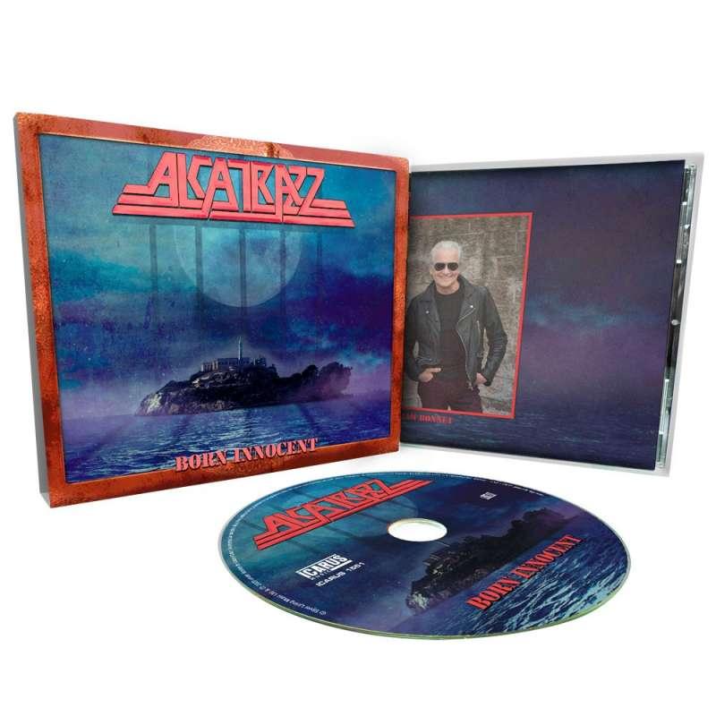ALCATRAZZ - Born Innocent - Cd