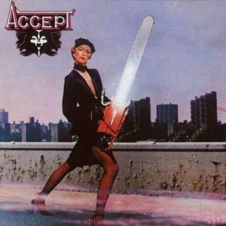ACCEPT - Accept - Cd
