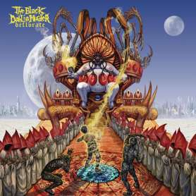 THE BLACK DAHLIA MURDER - Deflorate - Cd