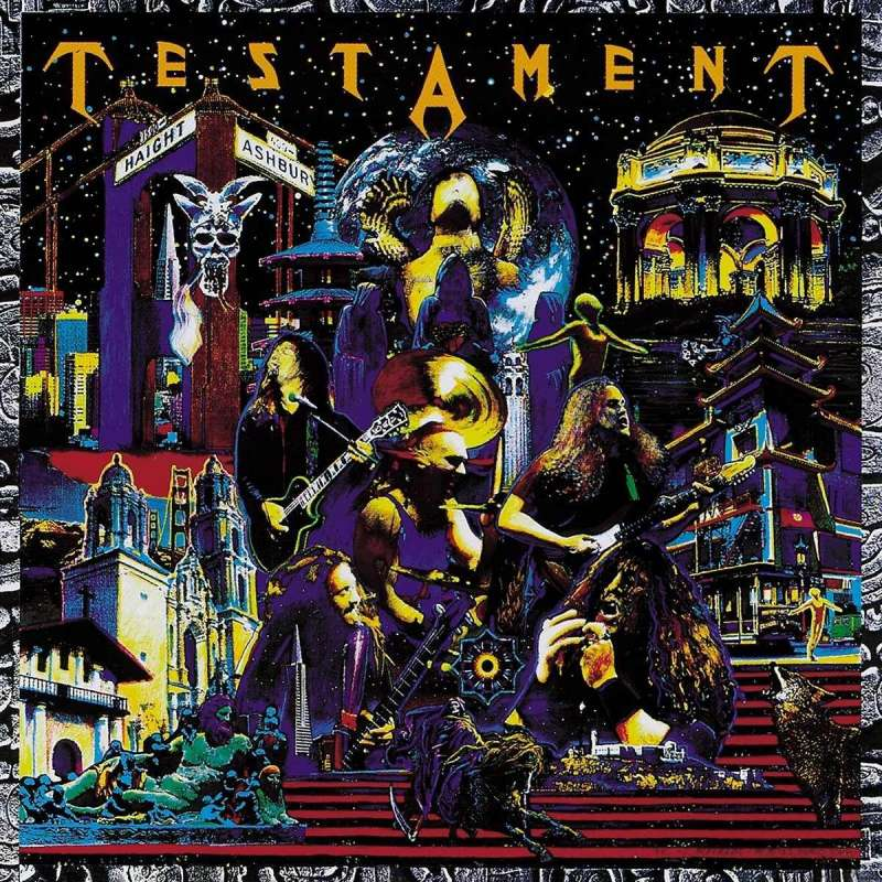 TESTAMENT - Live At Fillmore - Cd