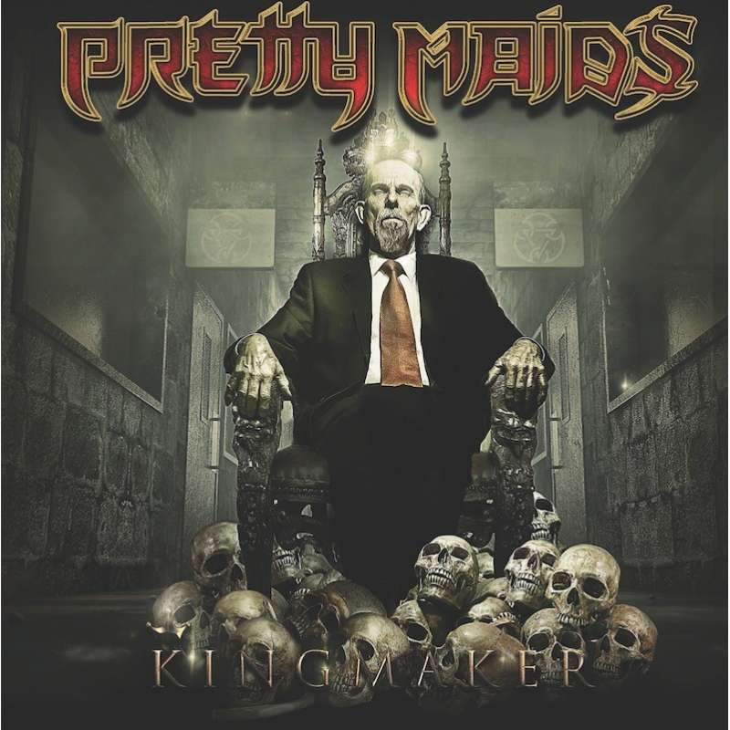 PRETTY MAIDS – Kingmaker - Cd