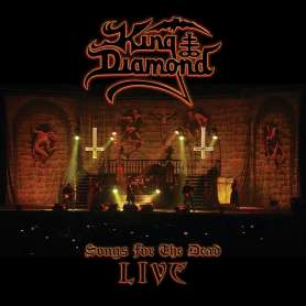 King Diamond - Songs For The Dead Live - 1cd/2dvd Digipack