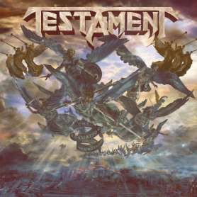TESTAMENT - The formation of damnation CD + DVD