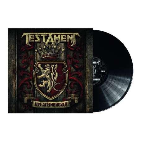 TESTAMENT - LP - live at Eindhoven