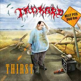 TANKARD - Thirst - Cd