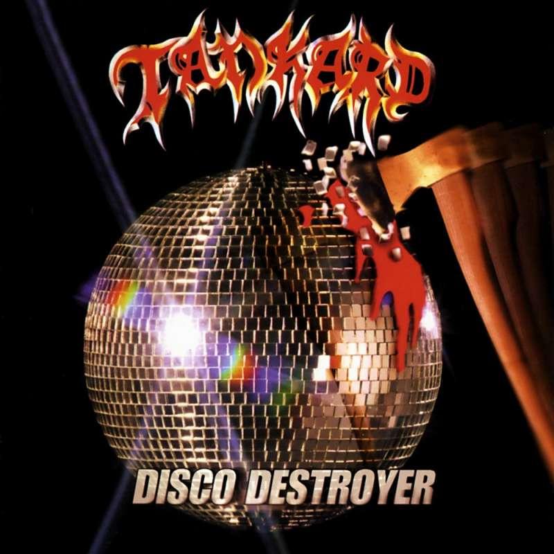 TANKARD - disco destroyer - Cd