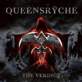 QUEENSRYCHE - The Veredict - Cd slipcase