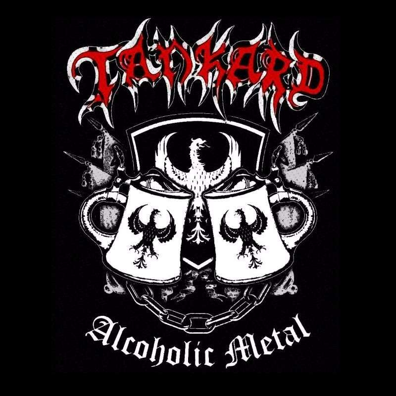 TANKARD - Alcoholic Metal - Cd