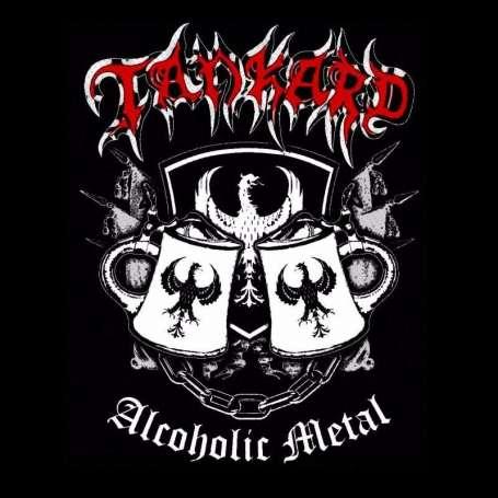 TANKARD - Alcoholic Metal - Cd