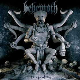 BEHEMOTH - The apostasy - Cd