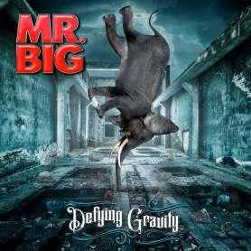 MR BIG - Defying gravity - Cd