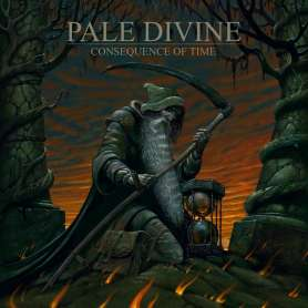 PALE DIVINE  - Consequence Of Time - Cd