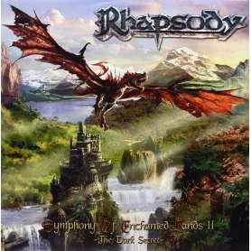 Rhapsody - Symphony Of Enchanted Lands Ii - Cd + Dvd