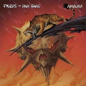 TYGERS OF PAN TANG - Ambush - Cd