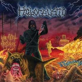 HOLOCAUSTO  - War Metal Massacre - Cd