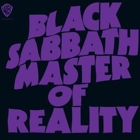 BLACK SABBATH - Master of realility - Cd
