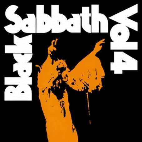 BLACK SABBATH - Volumen 4 - Cd