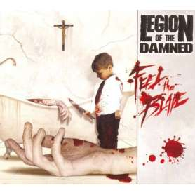 LEGION OF THE DAMNED - Feel...