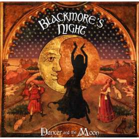 BLACKMORE`S NIGHT - Dancer And The Moon CD + DVD
