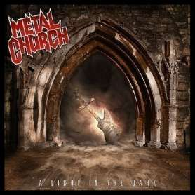 METAL CHURCH - A light in...