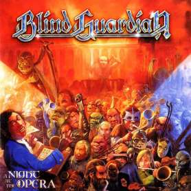 BLIND GUARDIAN - A night at the opera - Cd Digipack