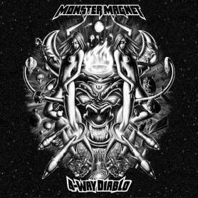 MONSTER MAGNET - 4 way Diablo