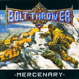 BOLT THROWER - LP - Mercenary - Vinilo