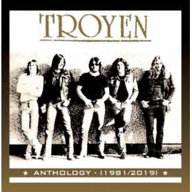 TROYEN - Anthology  (1981-2019) - 2cd