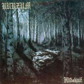 BURZUM - Hlidskjalf - Cd slipcase
