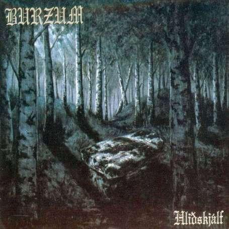 BURZUM - Hlidskjalf - Cd slipcase