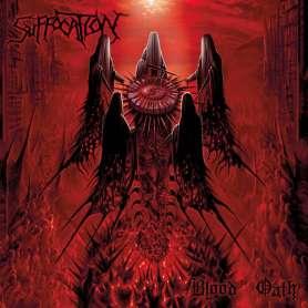 SUFFOCATION - Blood oath - Cd