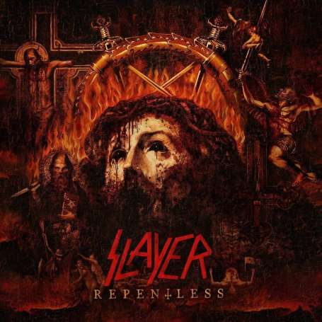 SLAYER - Repentless - Cd