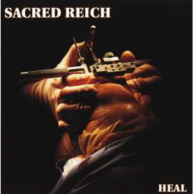 Sacred Reich - Heal - Cd