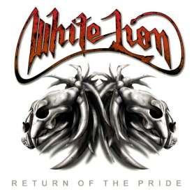 WHITE LION - Return of the pride - Cd
