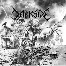 DARKSYDE  - Fragments Of Madness - Cd