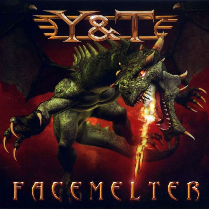 Y & T - Facemelter - Cd