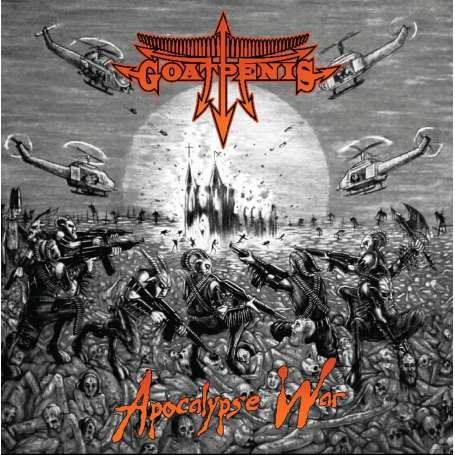 GOATPENIS - Apocalypse War - Cd + Dvd