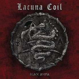 LACUNA COIL  - Black Anima - Cd