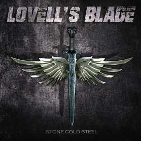 LOVELL S BLADE - Stone Cold Steel - Cd