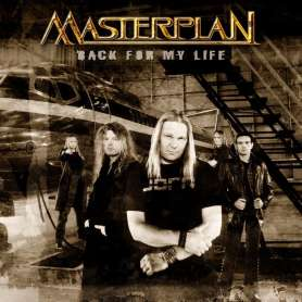 Masterplan - Back For My Life - Cd